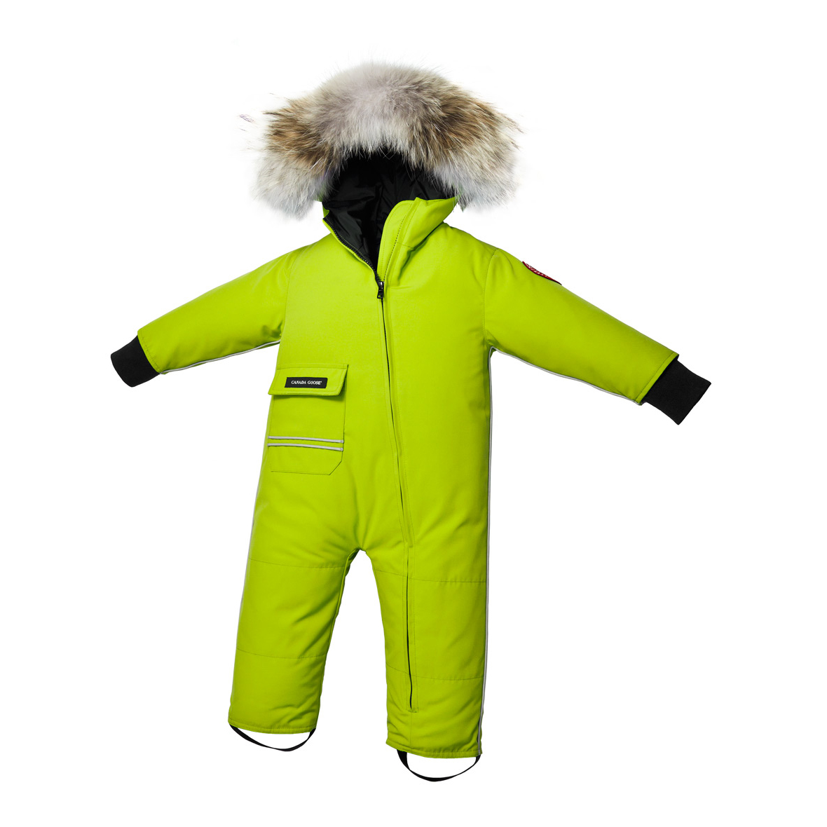 Canada Goose Infant [3M-12M] Snowsuit AURORA GREEN