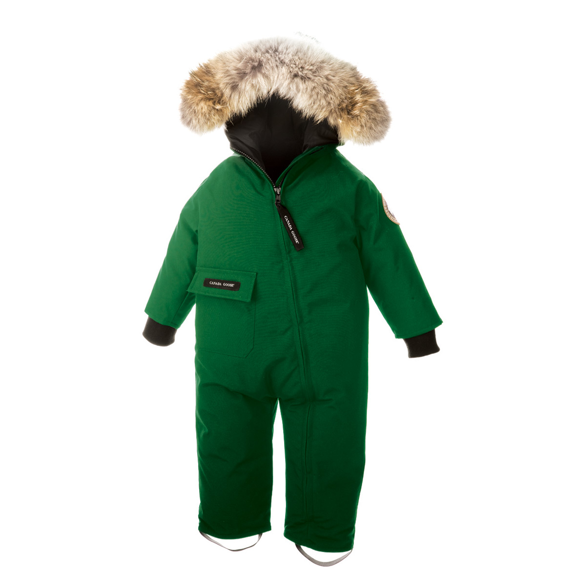 Canada Goose Infant [3M-12M] Snowsuit CELTIC GREEN