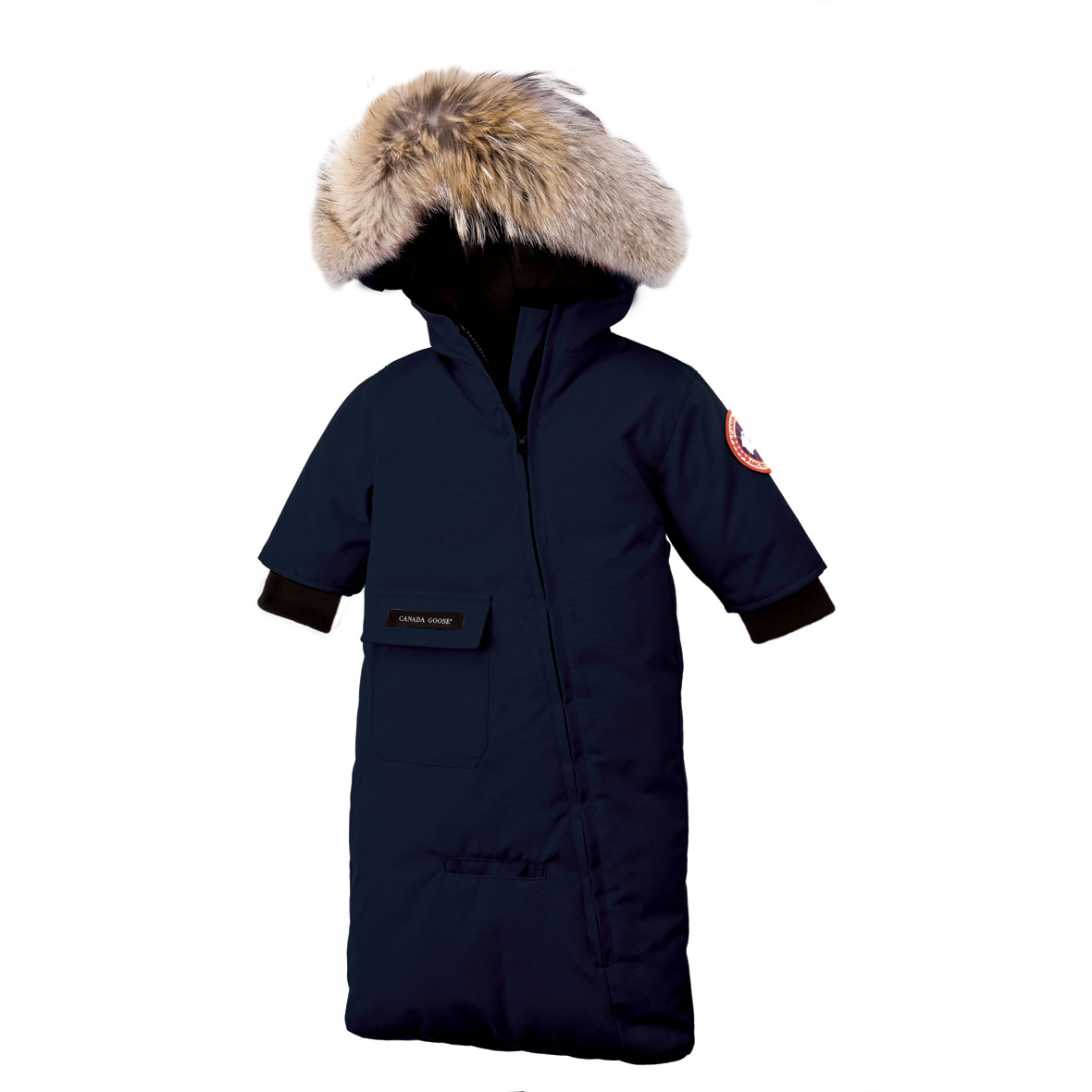 Canada Goose Infant [3M-12M] Bunting NAVY