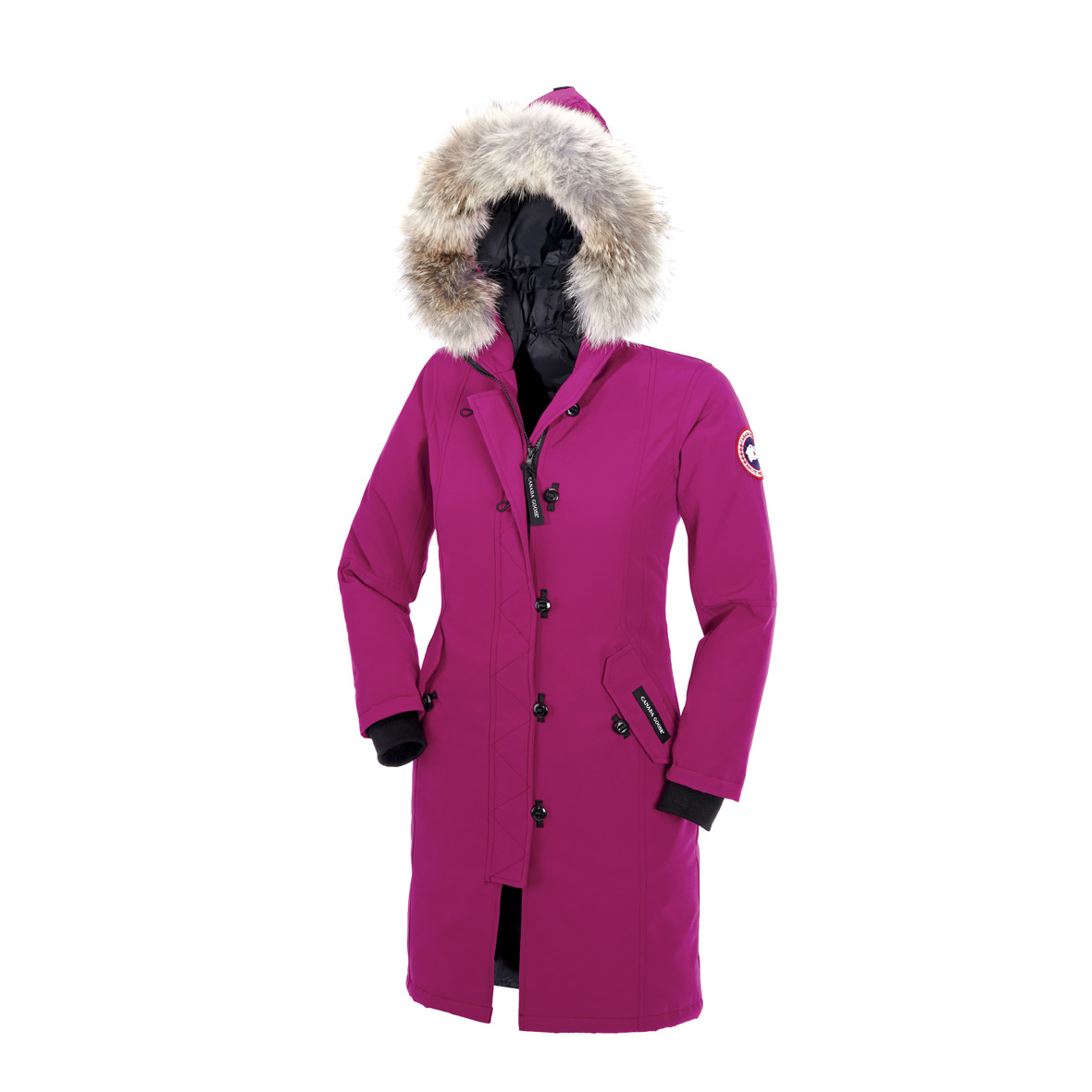 Canada Goose [4-20] Kensington Parka SUMMIT PINK For Girl