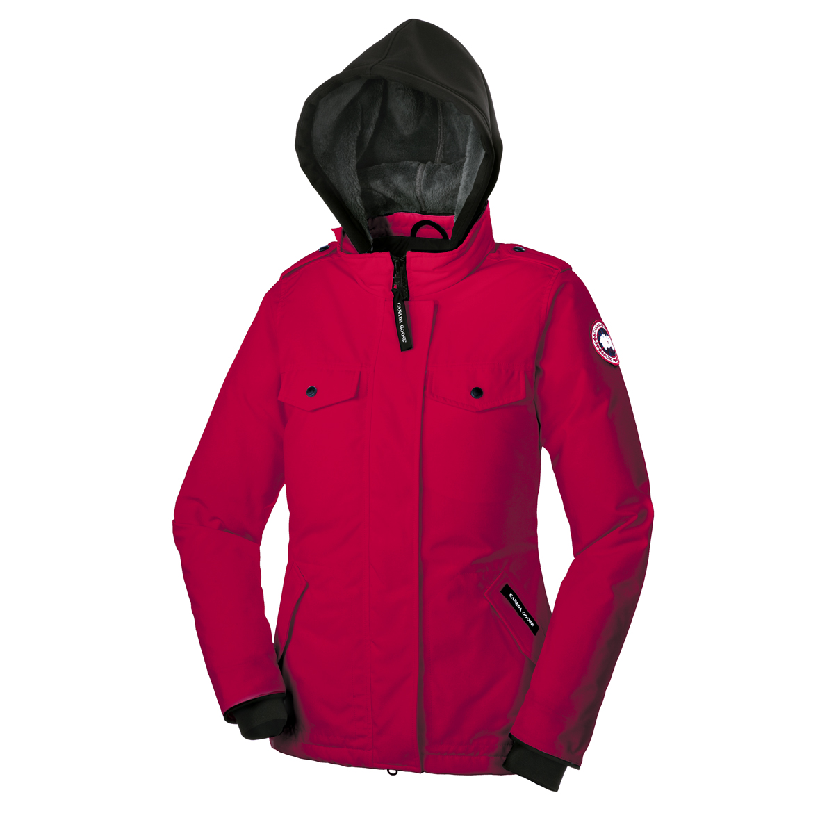 Canada Goose Burnett Jacket RED For Women