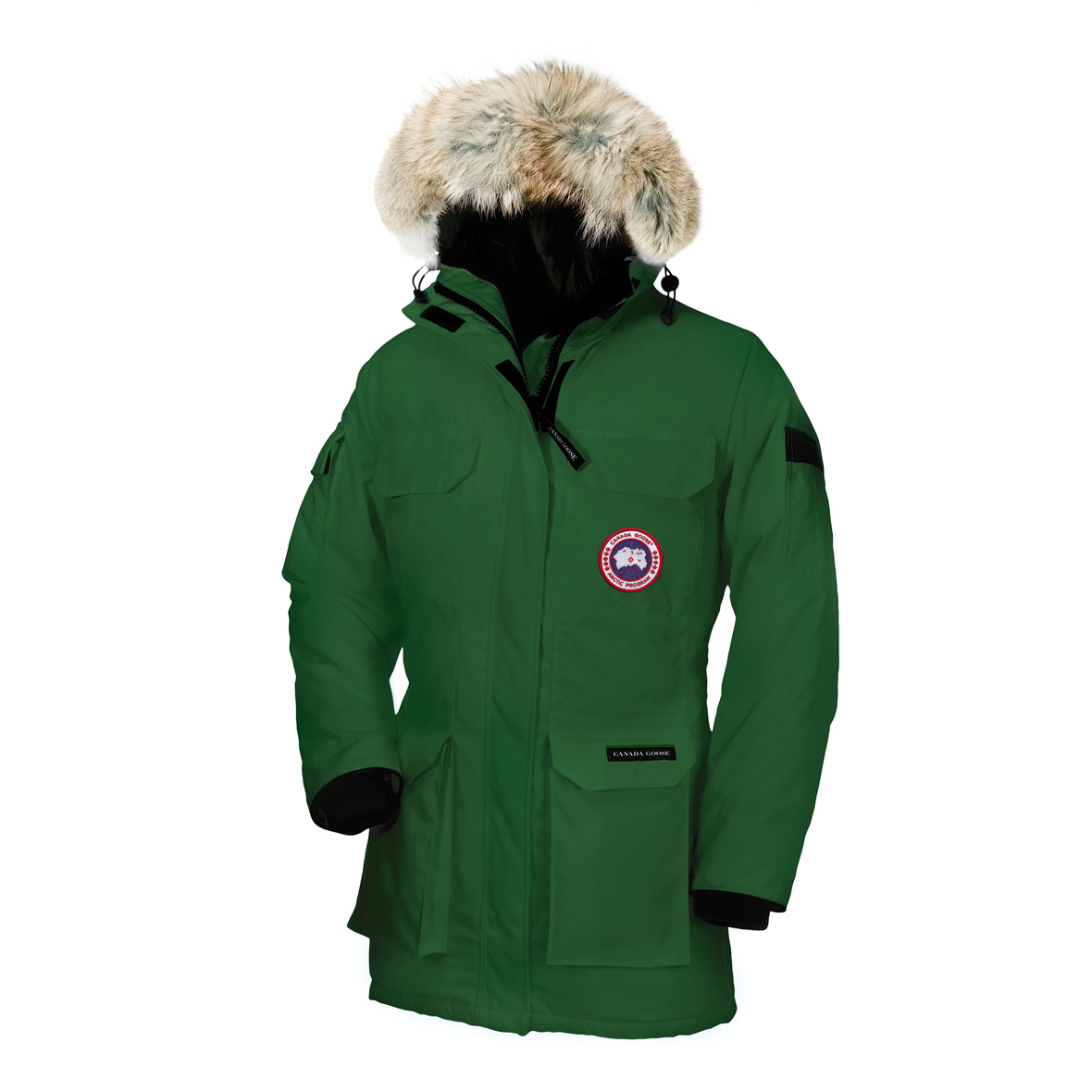 Canada Goose Expedition Parka CELTIC GREEN For Women