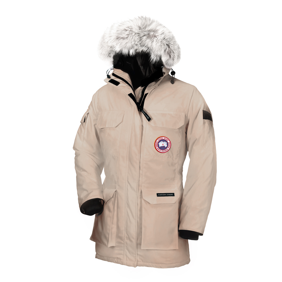 Canada Goose Expedition Parka SAND For Women