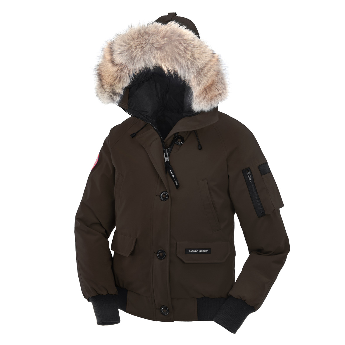 Canada Goose Chilliwack Bomber CARIBOU For Women