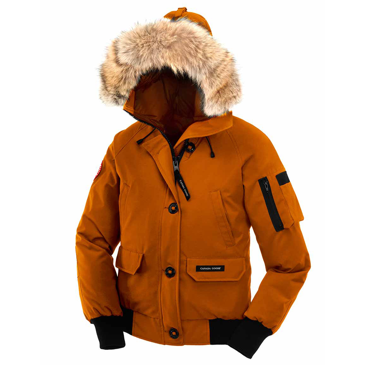 Canada Goose Chilliwack Bomber CEDARWOOD For Women