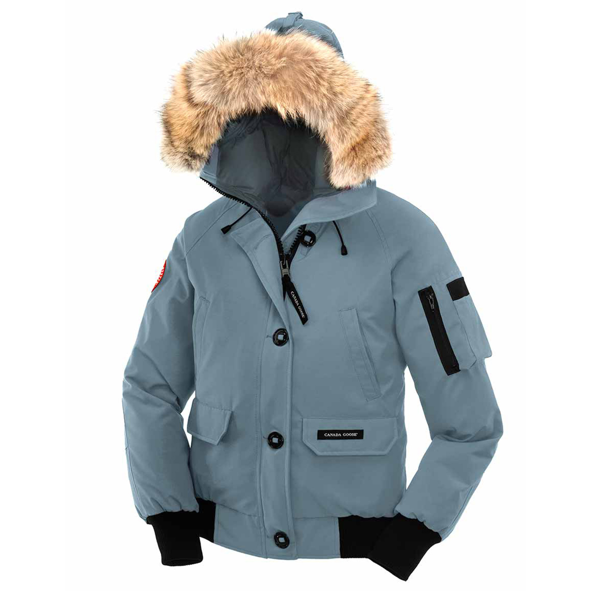 Canada Goose Chilliwack Bomber OCEAN For Women
