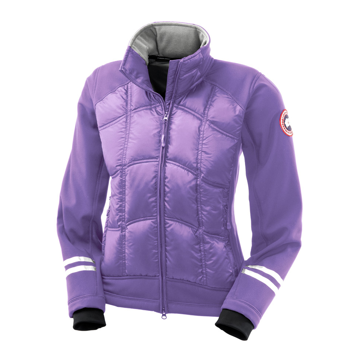 Canada Goose Hybridge Jacket HYACINTH For Women