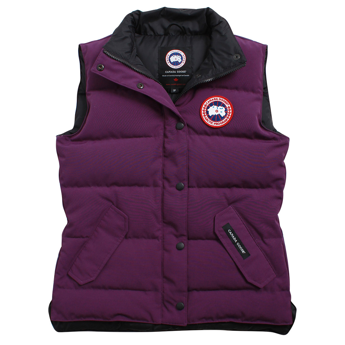 Canada Goose Freestyle Vest RACTIC DUSK For Women