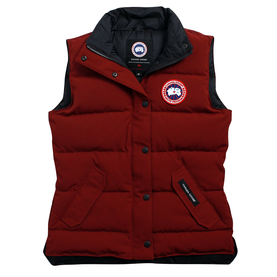 Canada Goose Freestyle Vest NIAGRA GRAPE For Women