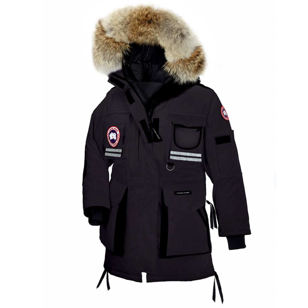 Canada Goose Snow Mantra Parka BLACK For Women