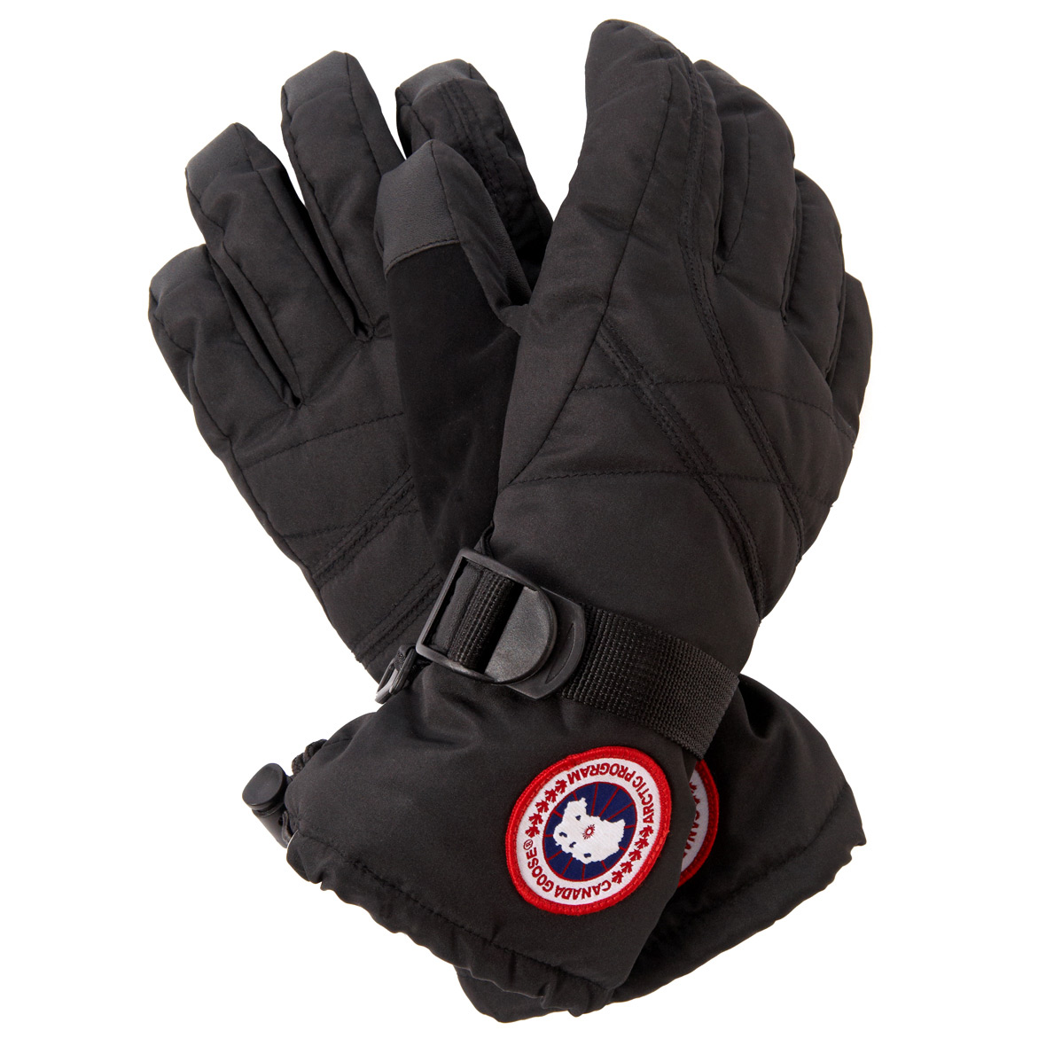 Canada Goose Down Glove BLACK For Women