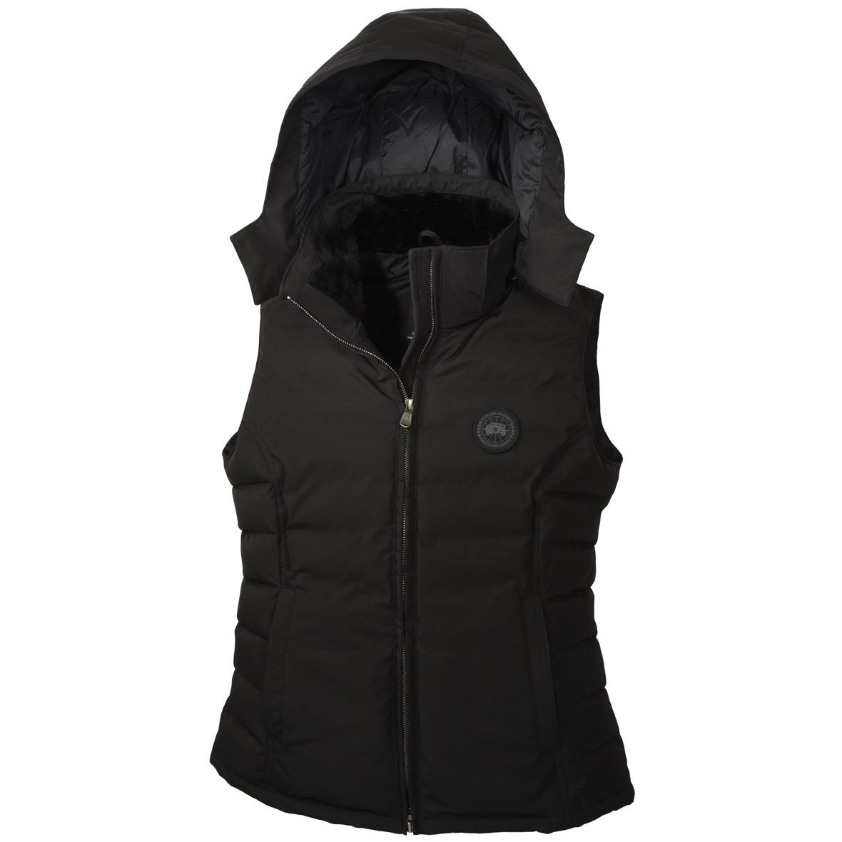 Canada Goose Georgian Vest BLACK For Women