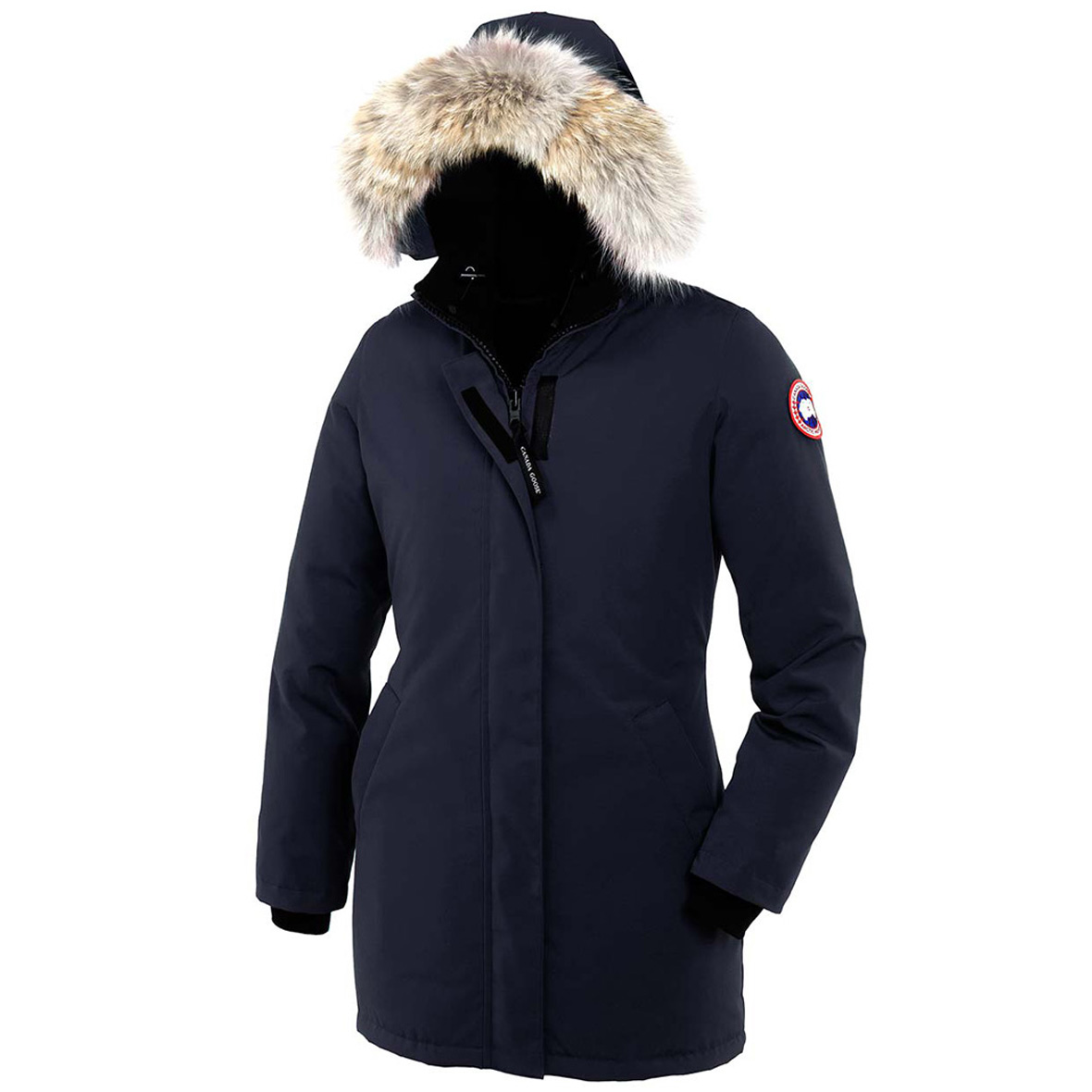 Canada Goose Victoria Parka NAVY For Women