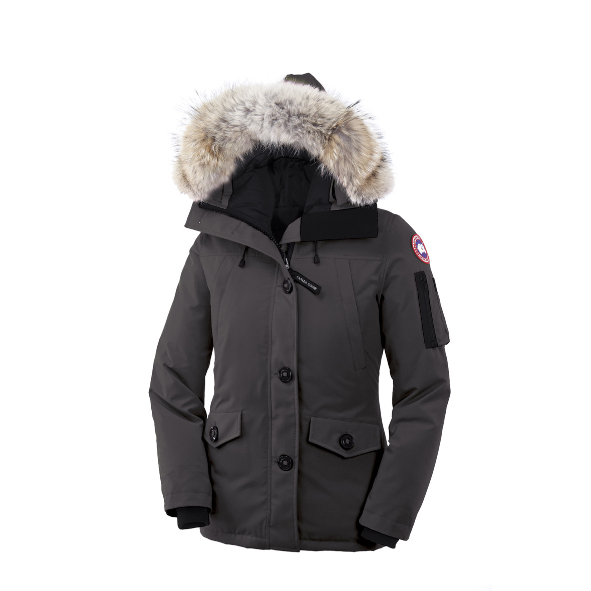 Canada Goose Montebello Parka GRAPHITE For Women