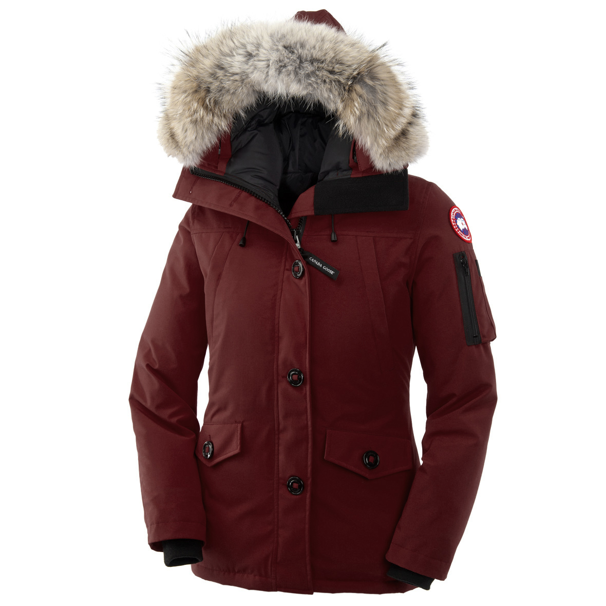 Canada Goose Montebello Parka NIAGARA GRAPE For Women