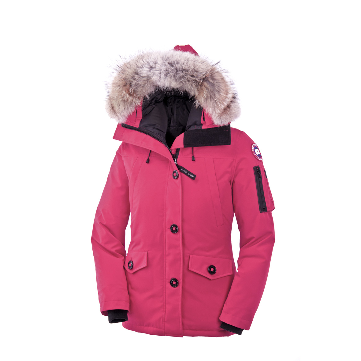 Canada Goose Montebello Parka SUMMIT PINK For Women