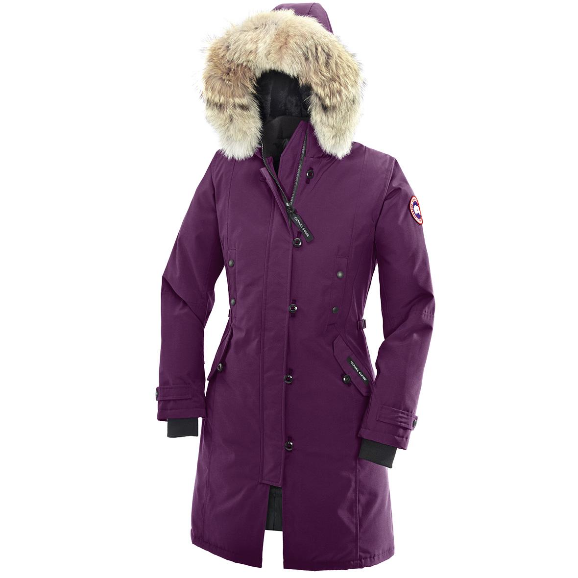 2b52193edae3 Canada Goose Kensington Parka ARCTIC DUSK For Women