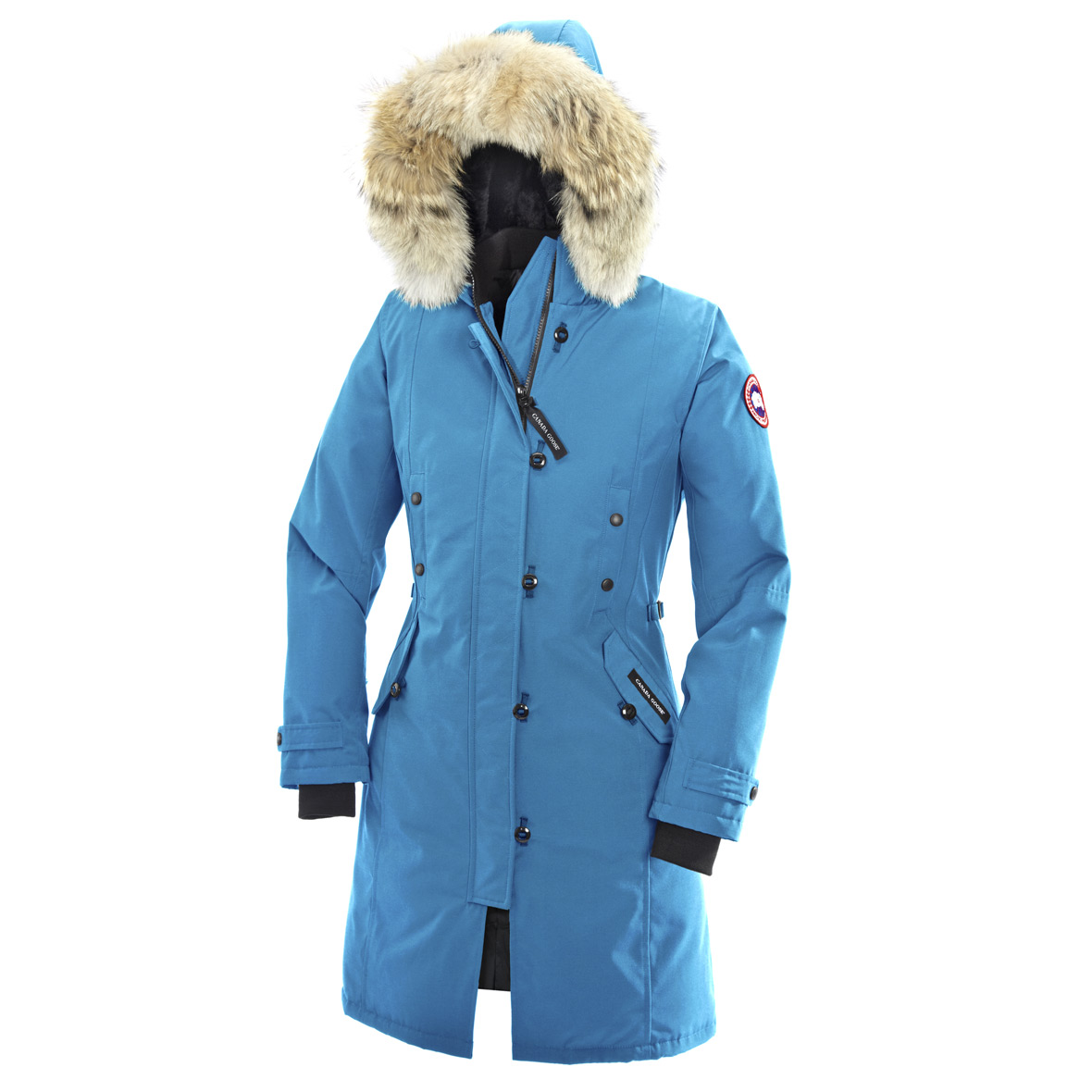 Canada Goose Kensington Parka BLUE TOPAZ For Women