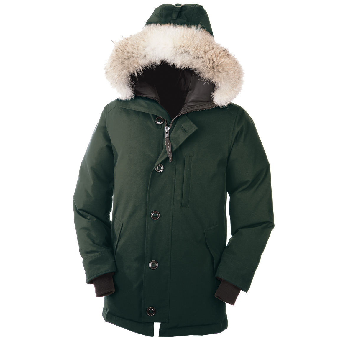 Canada Goose Chateau Parka FOREST GREEN For Men