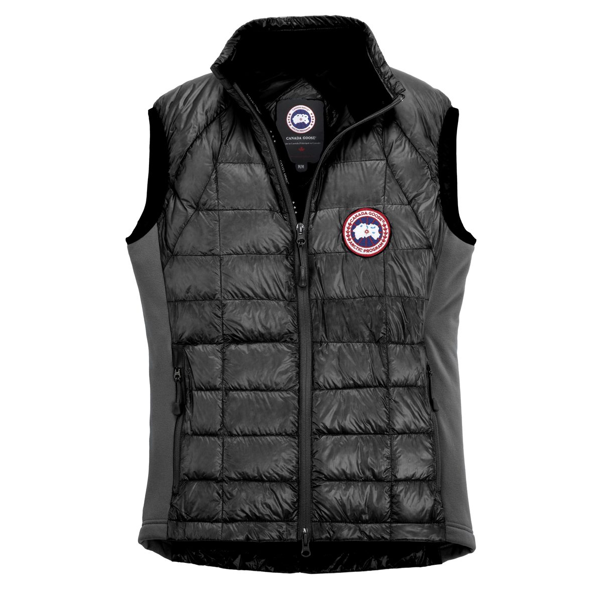 Canada Goose Hybridge Lite Vest BLACK For Men
