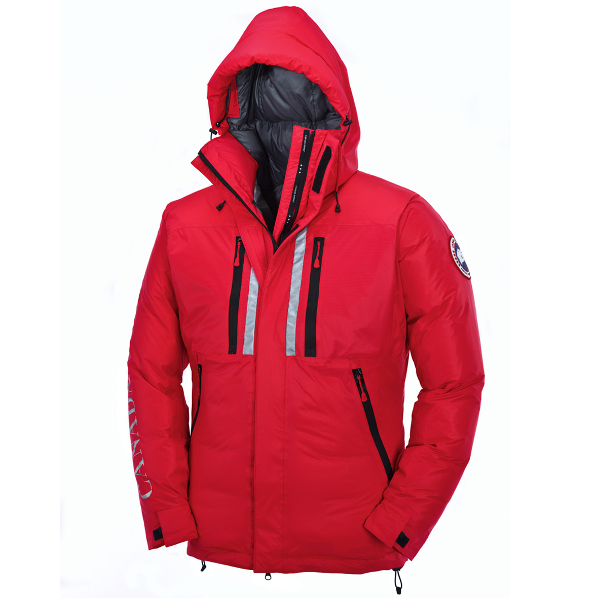 Canada Goose Skreslet Parka RED For Men