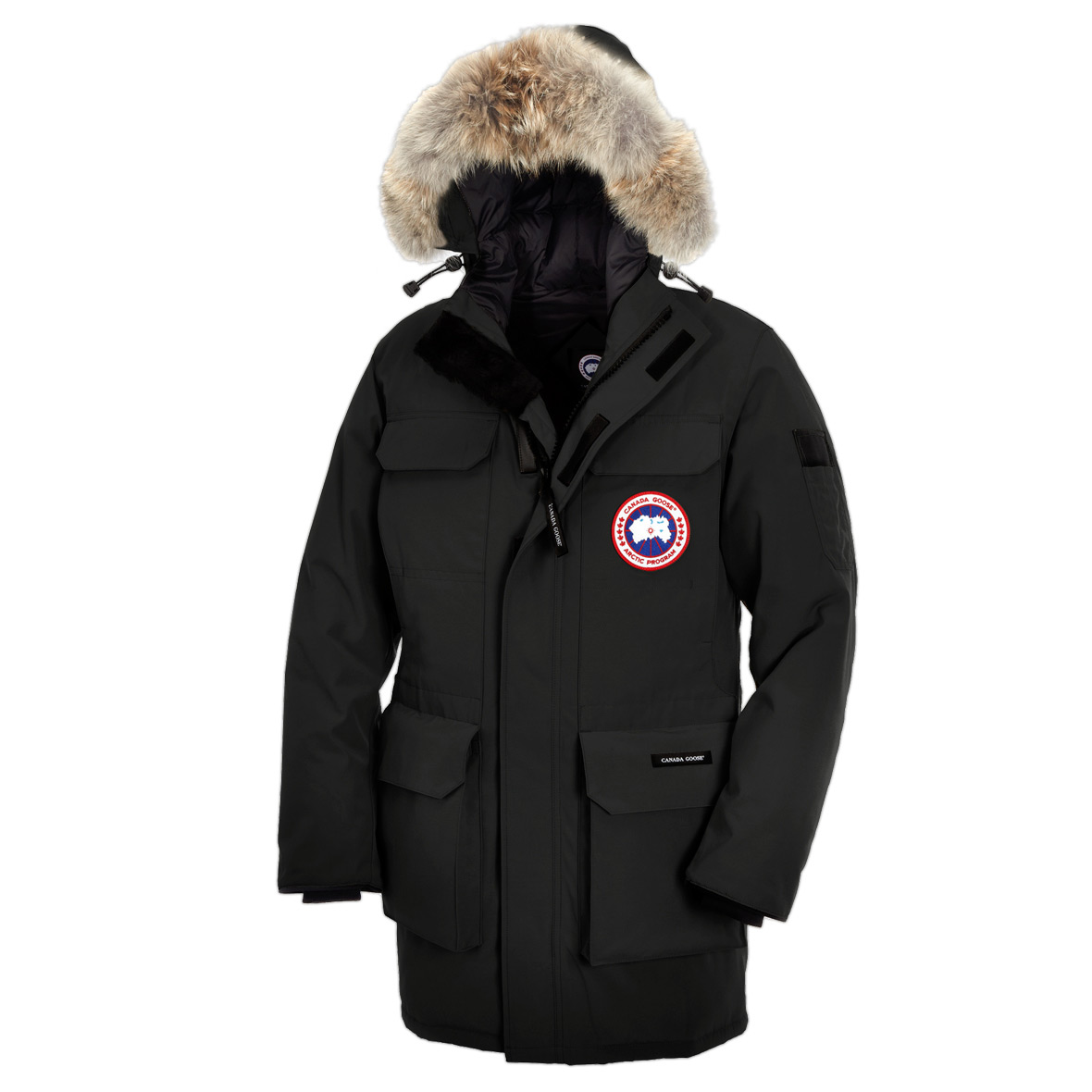 Canada Goose Citadel Parka BLACK For Men