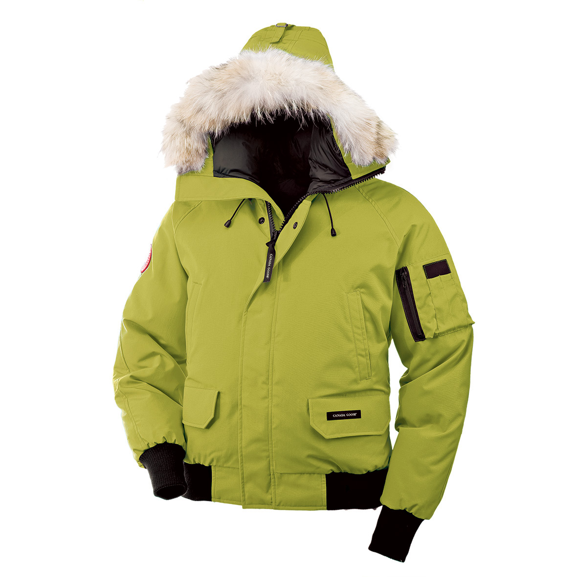 Canada Goose Chilliwack Bomber AURORA GREEN For Men