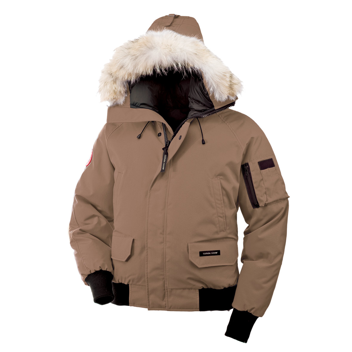 Canada Goose Chilliwack Bomber TAN For Men