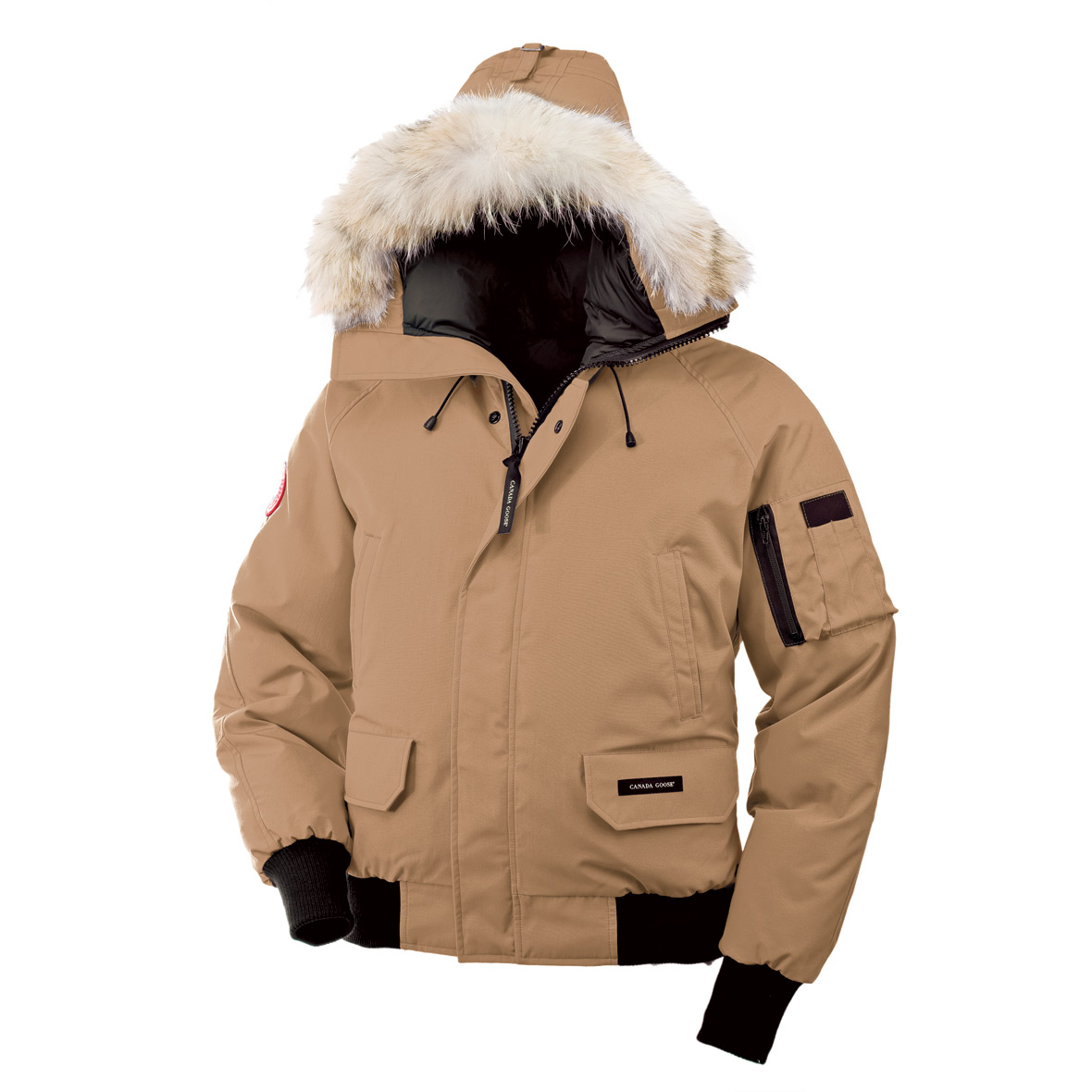 Canada Goose Chilliwack Bomber WASAGA SAND For Men