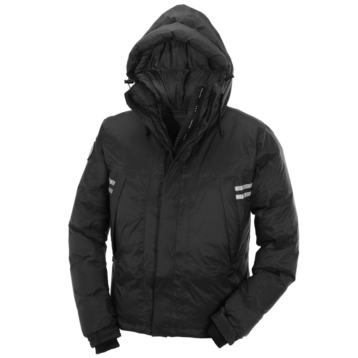 Canada Goose Mountaineer Jacket BLACK For Men