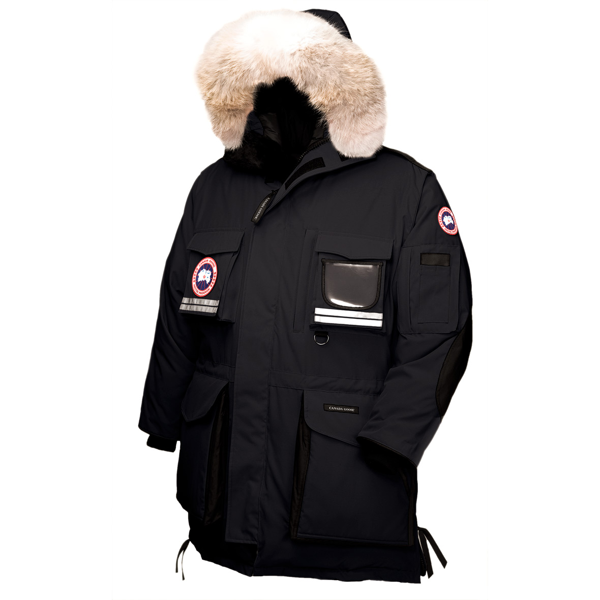 Canada Goose Snow Mantra Parka BLACK For Men