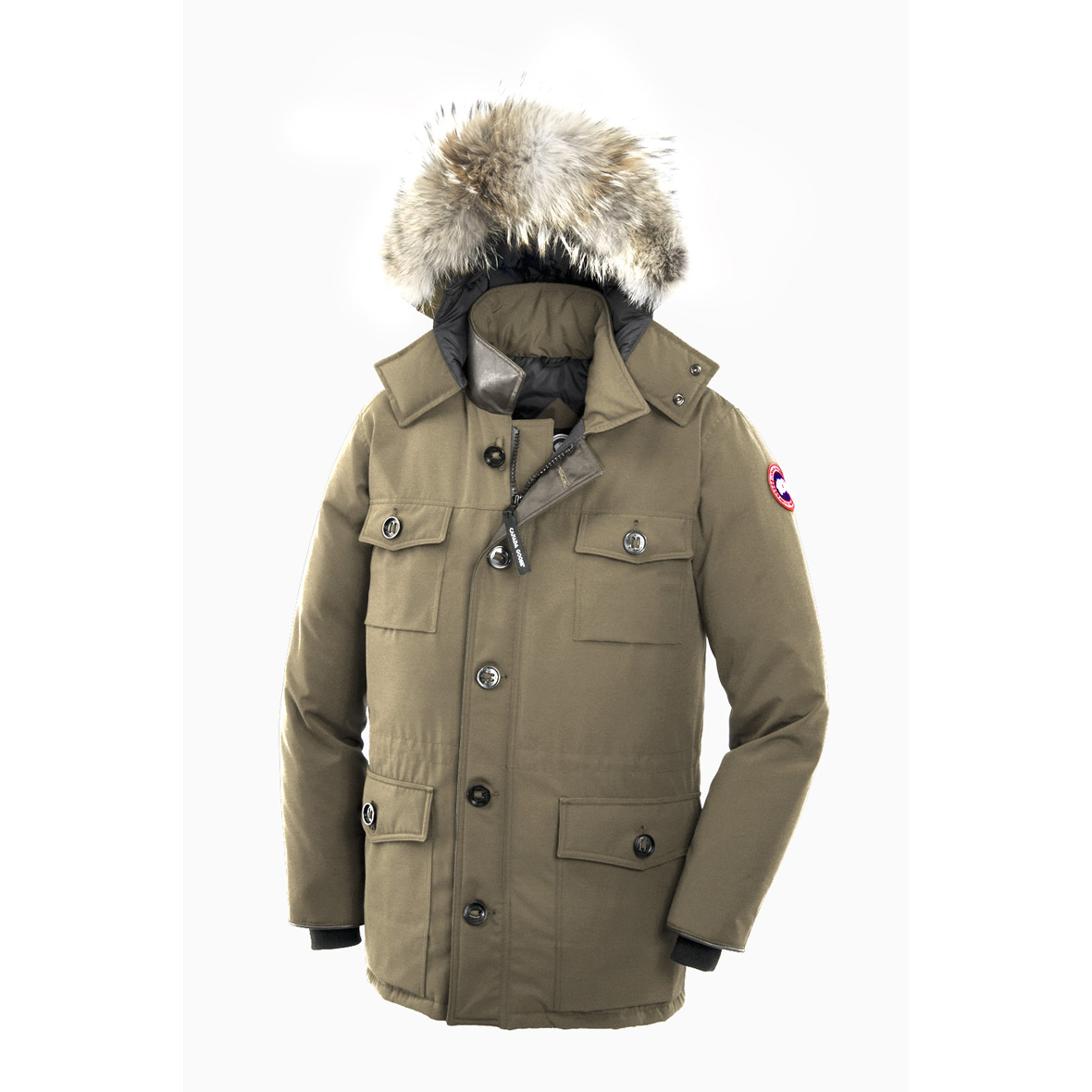 Canada Goose Banff Parka TAN For Men