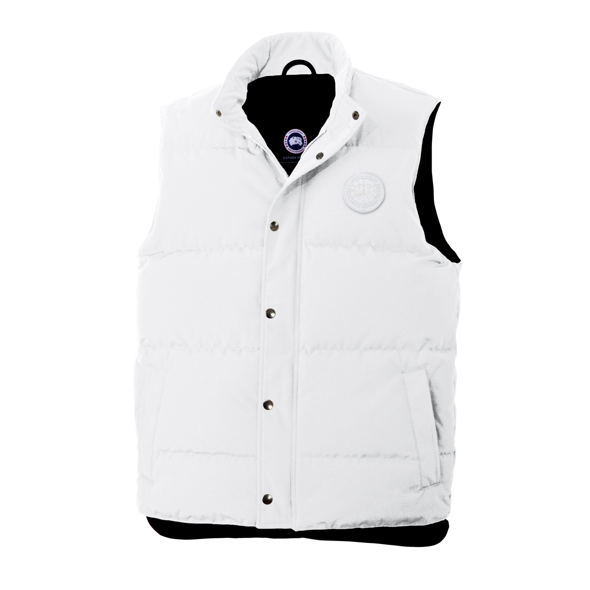 Canada Goose Granby Vest WHITE For Men