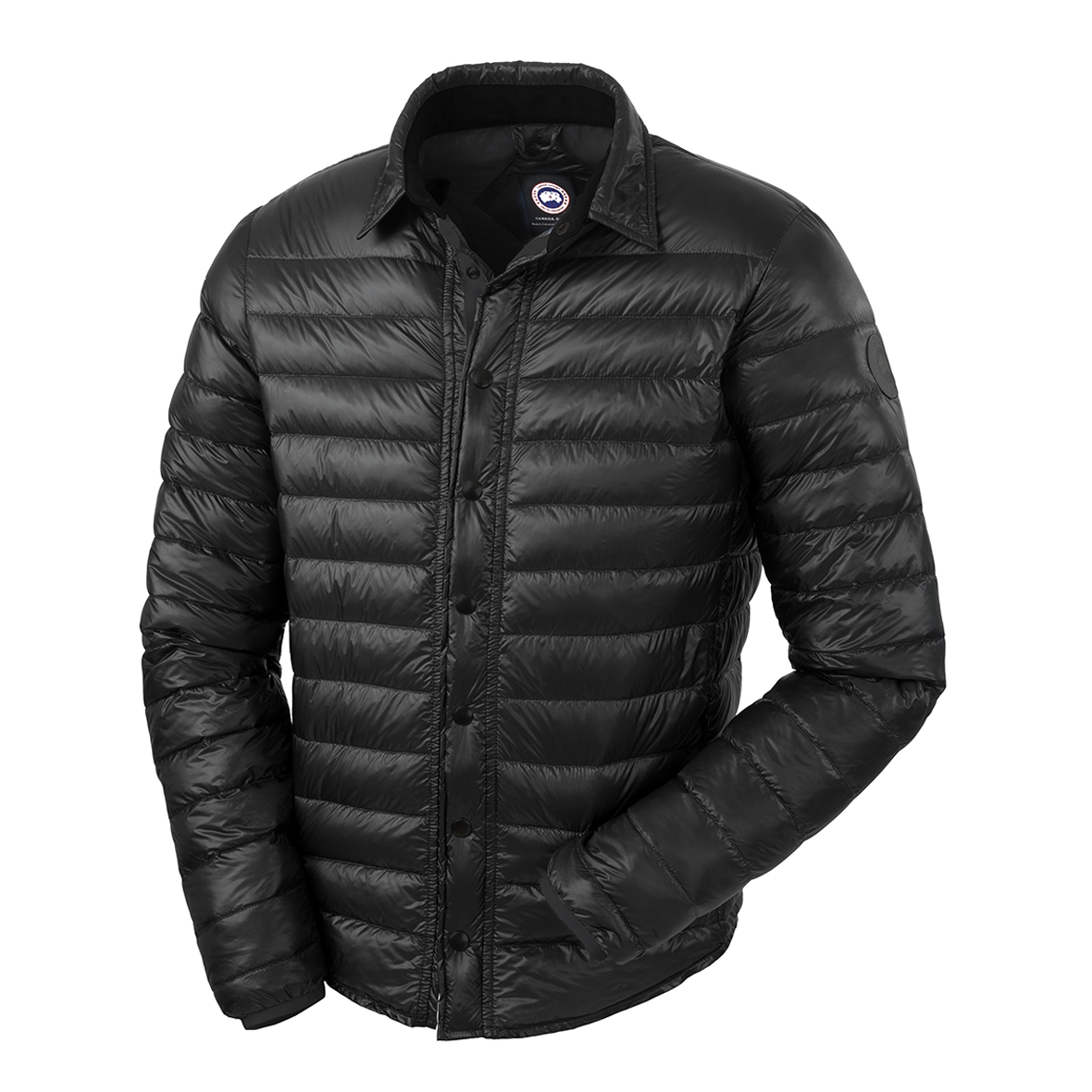 Canada Goose Beaconsfield Jacket BLACK For Men