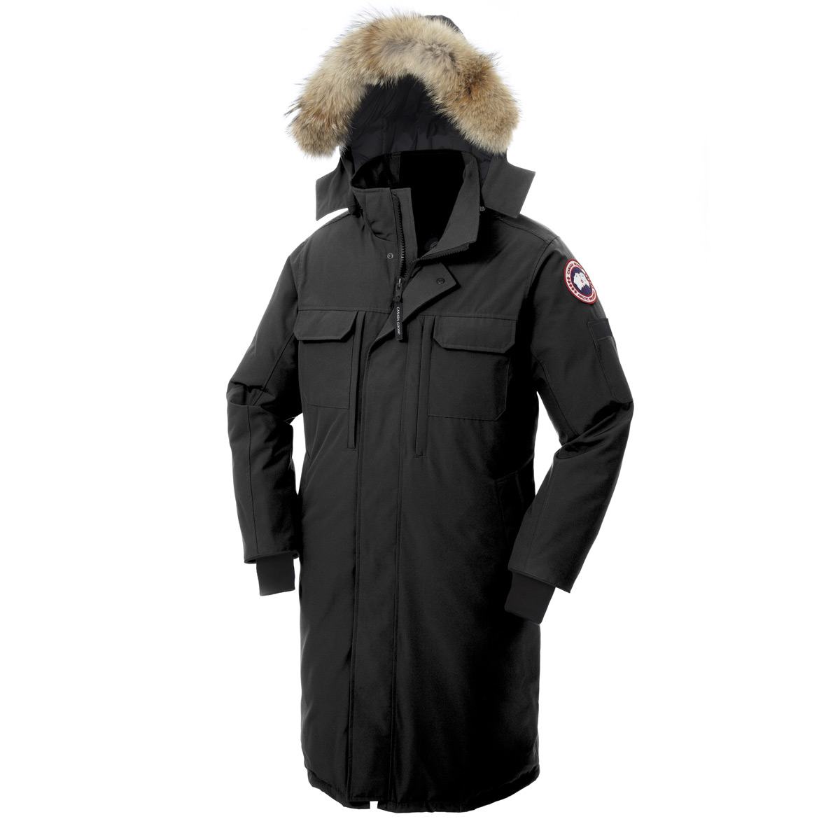 Canada Goose Westmount Parka BLACK For Men