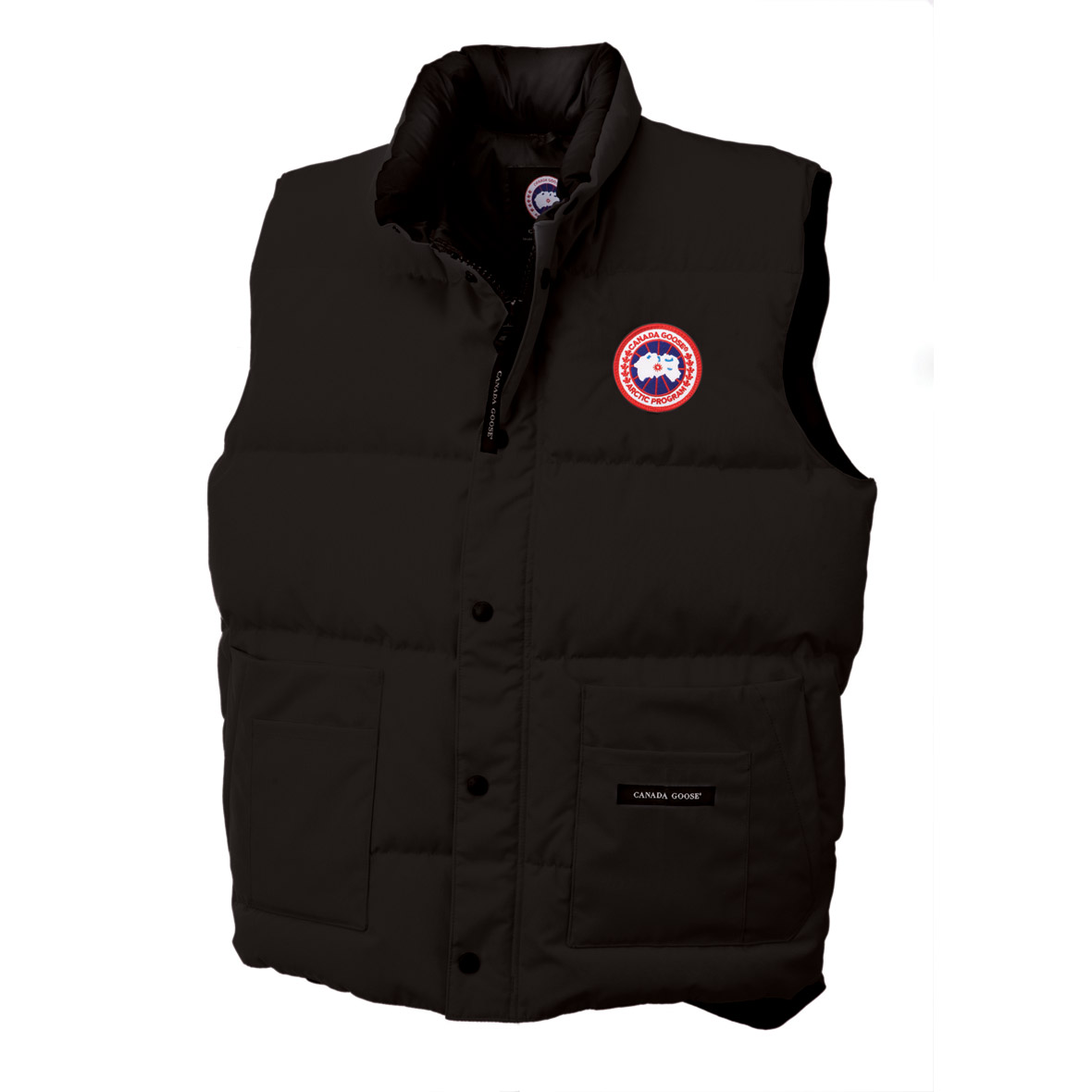 Canada Goose Freestyle Vest BLACK For Men