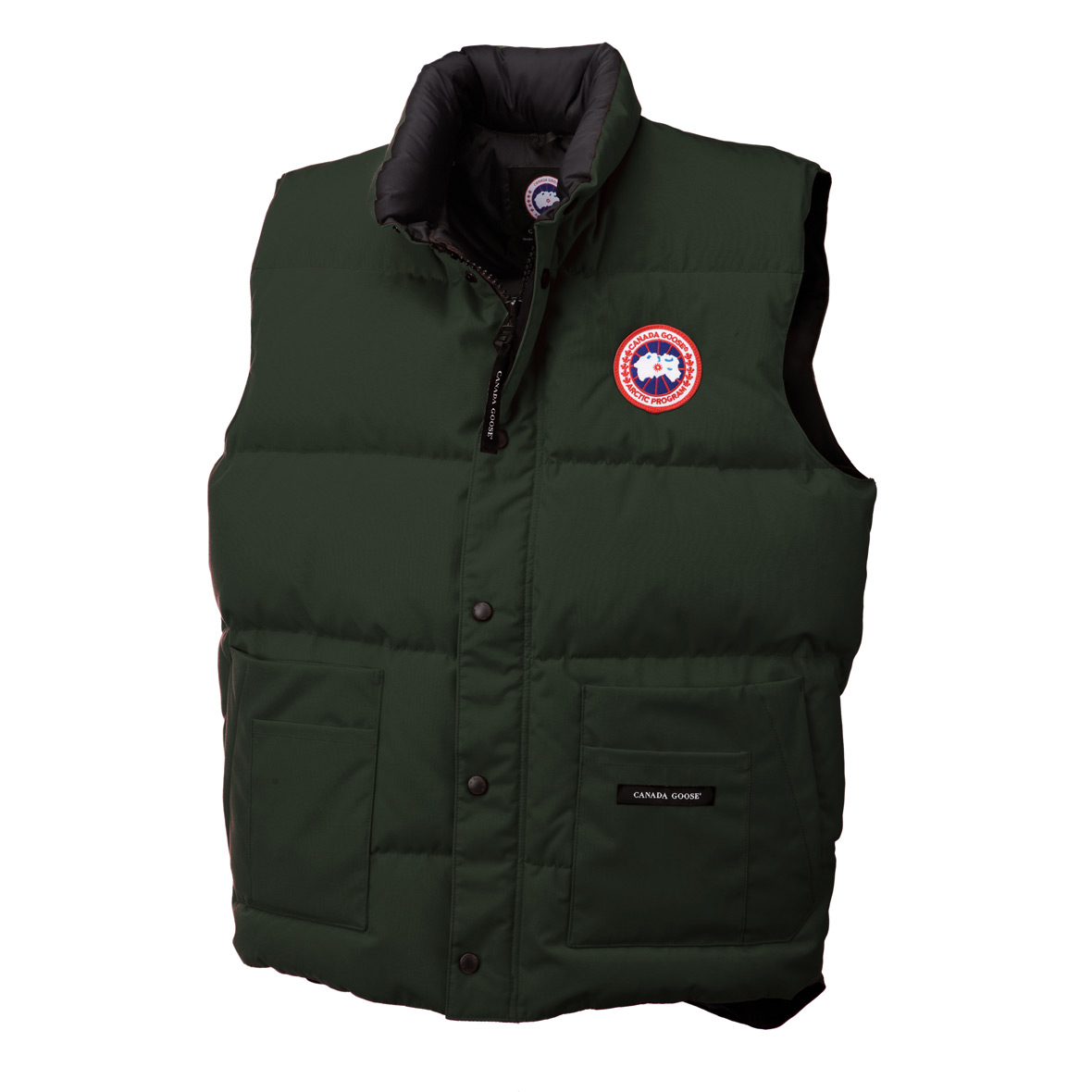 Canada Goose Freestyle Vest FOREST GREEN For Men