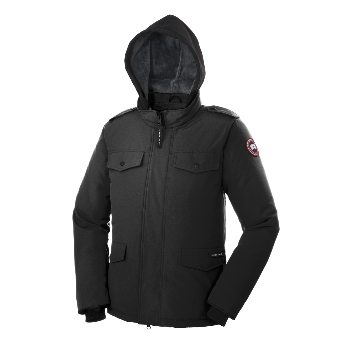 Canada Goose Burnett Jacket BLACK For Men