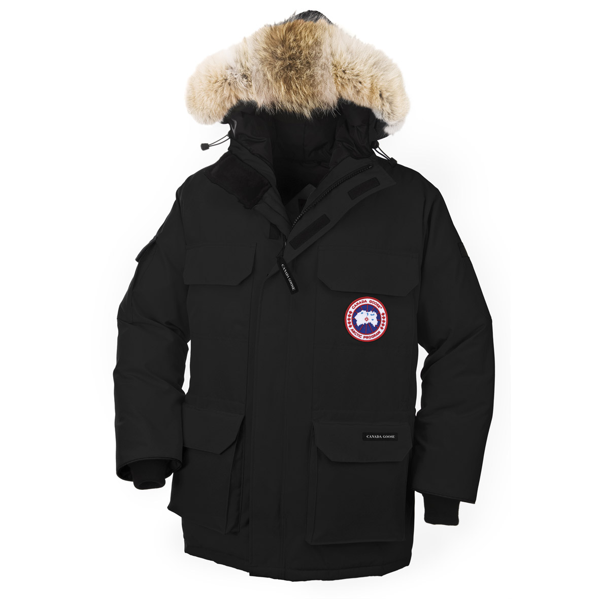 Canada Goose Expedition Parka BLACK For Men