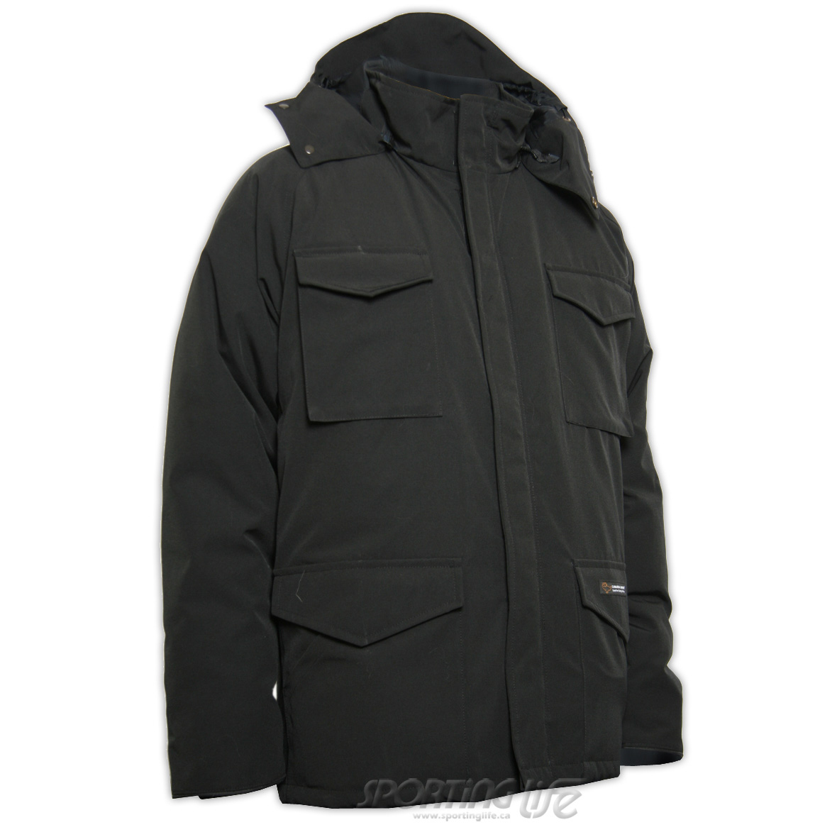 Canada Goose Constable Parka BLACK For Men
