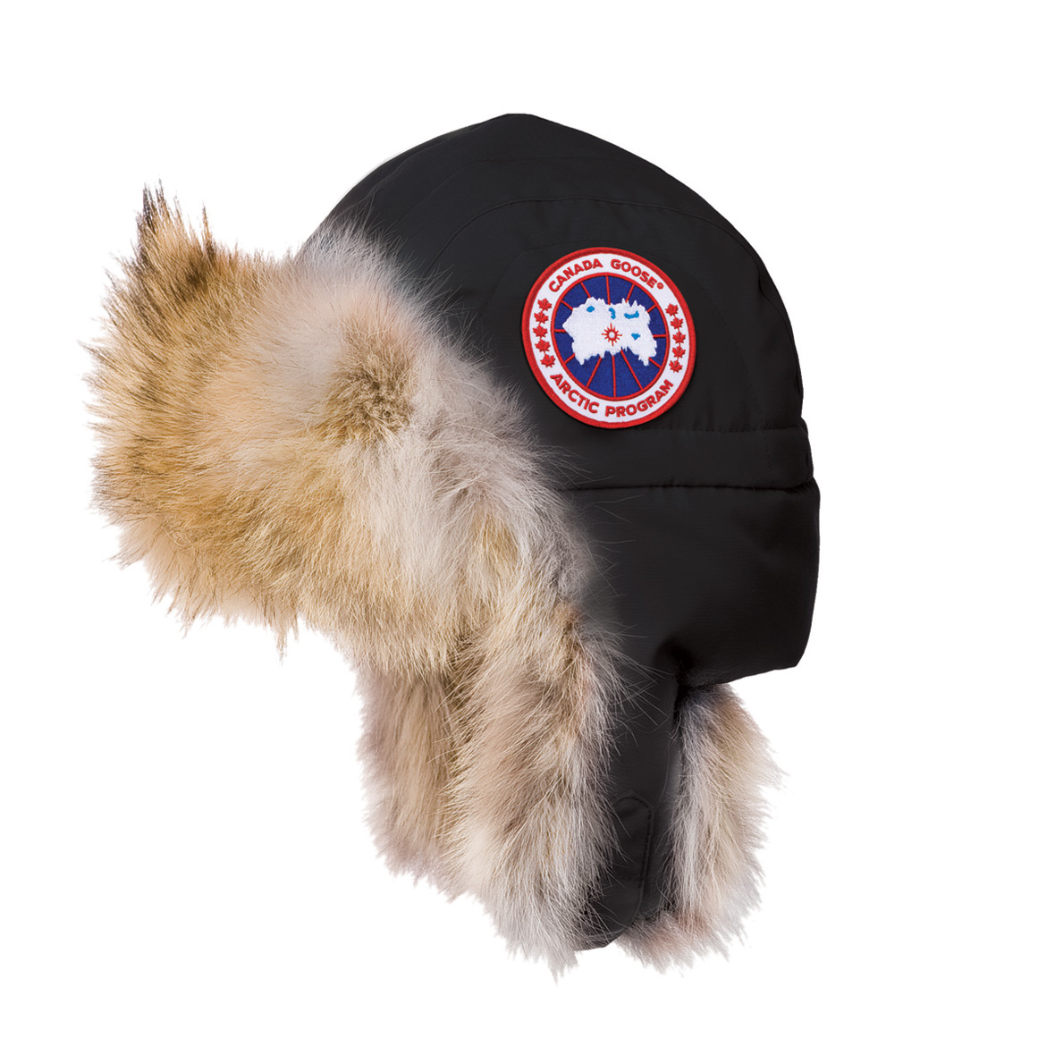 Canada Goose Unisex Aviator Hat BLACK For Men