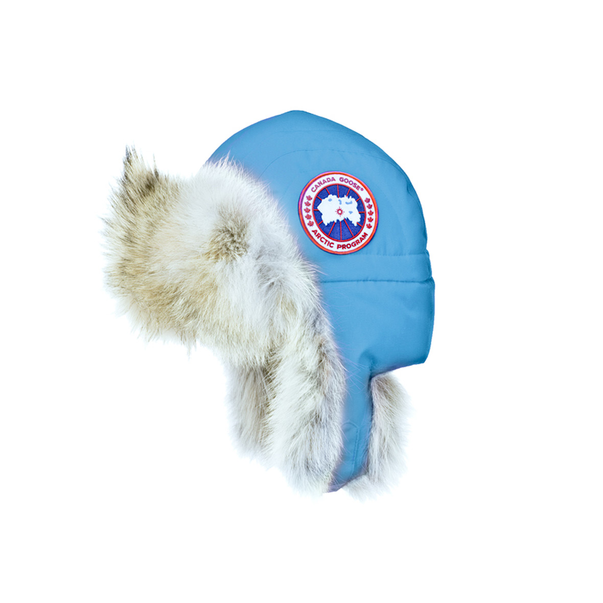 Canada Goose Unisex Aviator Hat BLUE TOPAZ For Men