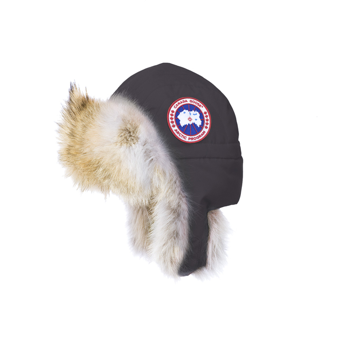 Canada Goose Unisex Aviator Hat GRAPHITE For Men